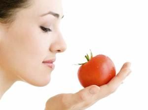 الطماطم..لبشرة أكثر نضارة و إشراقة