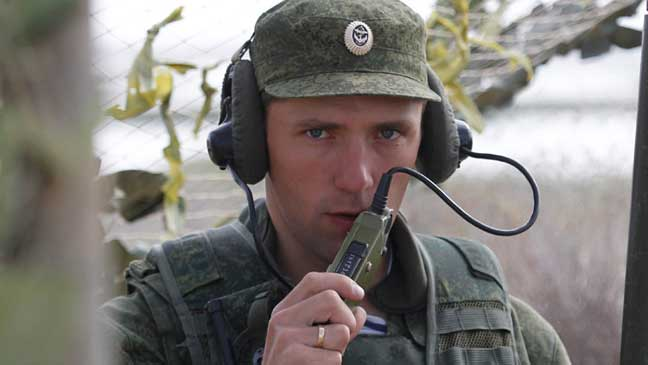 الجندي الروسي سيتواصل عن طريق عظام جمجمته