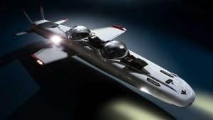 غواصة Deepflight Super Falcon Mark II