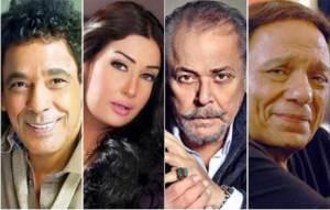 أرقام فلكية بأجور الفنانين في رمضان