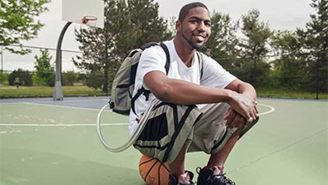 شاب أمريكي بقي حيا 17 شهرا من دون قلب