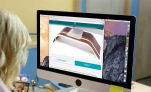 طابعة ليزر ثلاثية الأبعاد بتقنيات مذهلة