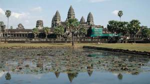 اكتشاف مدن قديمة ضخمة في كمبوديا