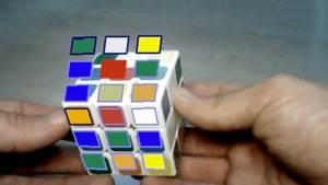 """حل لغز مكعب """"روبيك"""" باستخدام تقنيات الواقع الإفتراضي"""