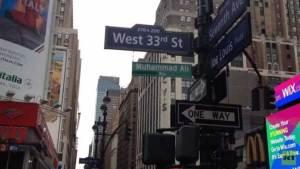 نيويورك تكرم محمد علي بتسمية شارع باسمه