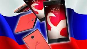 روسيا تطلق هاتفا ذكيا يعمل بنظام تشغيل وطني