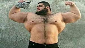 """""""هالك إيران"""" مستعد للقتال في سوريا"""
