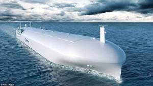 """رولز رويس تعلن عن """"سفينة بلا قبطان"""""""