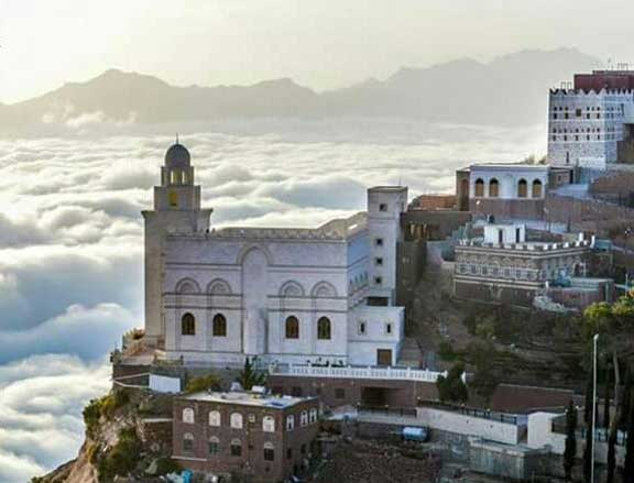 قرية يمنية تجاوز ارتفاع منازلها ناطحات السحاب