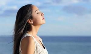 هل يساعد التنهد في التخفيف من التوتر