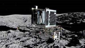"""وكالة الفضاء الأوروبية تكف عن محاولة إنعاش """"فيلة"""""""