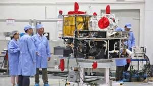 معلومات عن أول قمر صناعي كمي في العالم