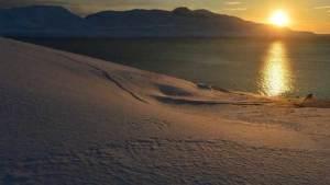 الشواطئ القطبية تتراجع بسبب التغيرات المناخية