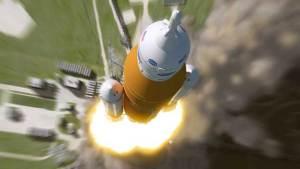 استعدادا لغزو المريخ ناسا تختبر محركها الجديد بنجاح