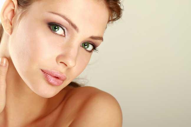 خلطات طبيعية لتسمين الوجه النحيف