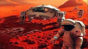 الكونغرس يمنح ناسا 19.5 مليار دولار لإرسال بشر إلى المريخ