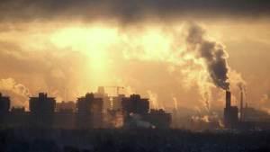 تلوث الجو في المدن