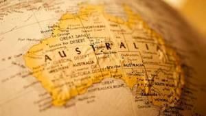 أستراليا ستنجرف 1.5 م شمالا بحلول العام القادم