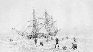 العثور على سفينة أسطورية غرقت قبل 170 عاما