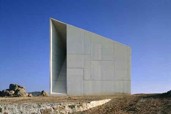 كنيسة صغيرة لجوقة التراتيل في سيوداد ريال، إسبانيا