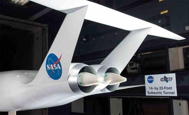 """طائرة """"الفقاعة المزدوجة"""" مستقبل عالم الطيران"""