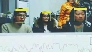 تكنولوجيا صينية جديدة لجذب انتباه الطلاب