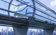 قطار هايبرلوب السريع يصل بين موسكو ولندن
