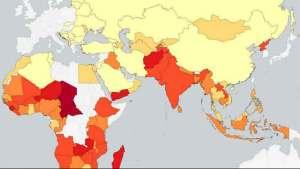 أكثر البلاد جوعا في العالم