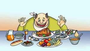 الأكل اللذيذ يساعد على تخفيف الوزن