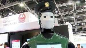 روبوتات الشرطة في شوارع دبي بحلول عام 2017 ..