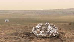 """خلل في أجهزة الكمبيوتر سبب فشل بعثة """"أكزومارس"""" إلى المريخ"""