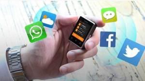 شاهد أصغر هاتف في العالم