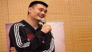 لاعب كرة سلة صيني سفيرا للصين في المريخ
