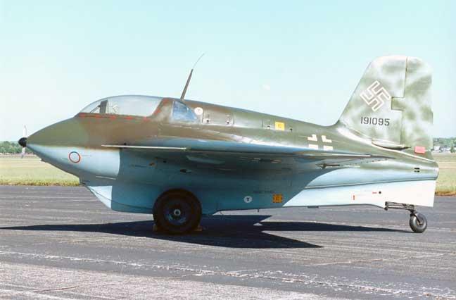 Messerschmitt Me 163 Kome