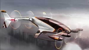 """إيرباص تكشف عن """"تكسي طائرة"""" ذاتية القيادة"""