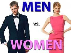 الاختلاف بين الرجل والمرأة في طريقة التفكير
