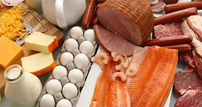 البروتينات والأحماض الأمينية