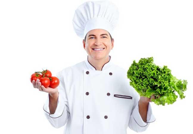 إرشادات لتحضير الطعام الصحي