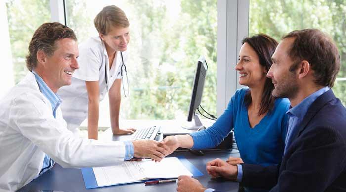 إجراءات وتشخيص العقم عند الرجل