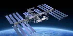 المحطة الفضائية الدولية يُرفع مدارها مجددا