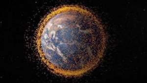 الاستفادة من النفايات الفضائية بإرسالها إلى المريخ