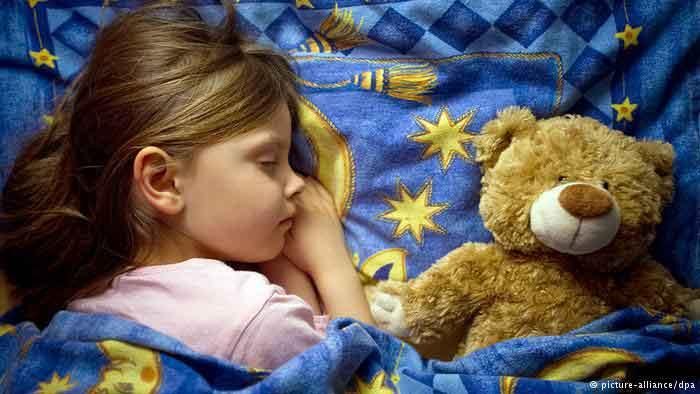 عادات نوم صحية تجنب الأطفال البدانة