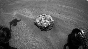 النيازك تكشف جفاف المريخ لمليارات السنين