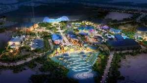 دبي.. افتتاح أكبر حديقة ترفيهية في الشرق الأوسط