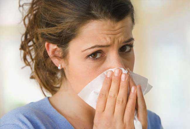 الوقاية من حساسية الأنف
