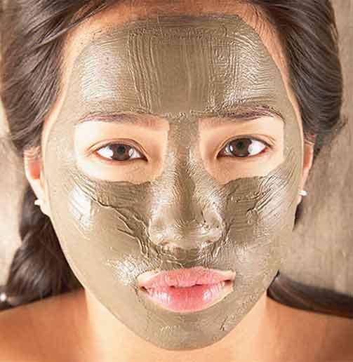 ماسك الطين المغربي المفضل لجمال البشرة