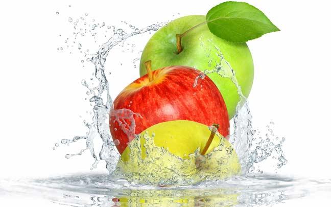 التفاح وما يحتويه