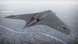 هل توصل الألمان النازيون إلى صناعة طائرة شبح؟