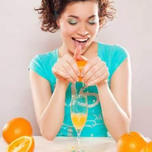البرتقال يقي من نزلات البرد