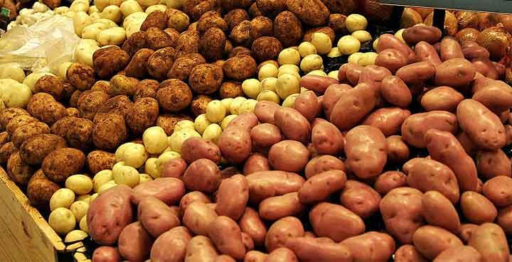 منافع البطاطا